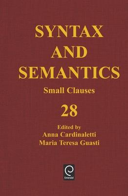 Small Clauses