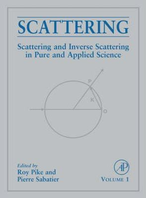 Scattering, Two-Volume Set