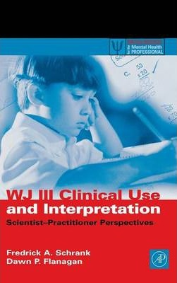WJ III Clinical Use and Interpretation
