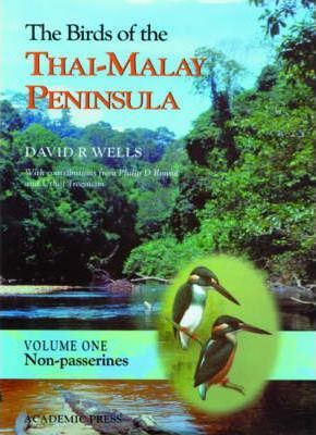 Birds of the Thai Malay Peninsula: Vol 2