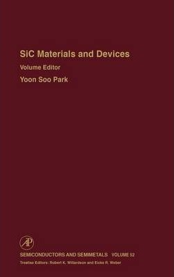 SiC Materials and Devices: Volume 52