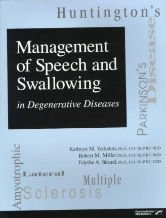 Management of Speech & Swallowing in Degenerative Diseases