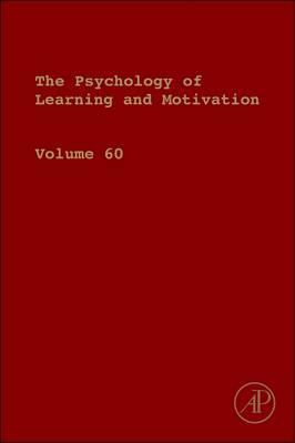 Psychology of Learning and Motivation: Volume 60