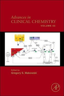Advances in Clinical Chemistry: Volume 65