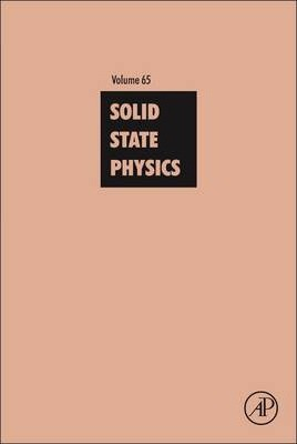 Solid State Physics: Volume 65