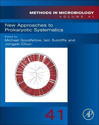 New Approaches to Prokaryotic Systematics: Volume 41