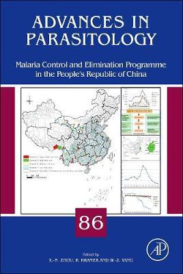 Malaria Control and Elimination Program in the People's Republic of China: Volume 86