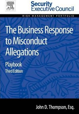 Business Response to Misconduct Allegations