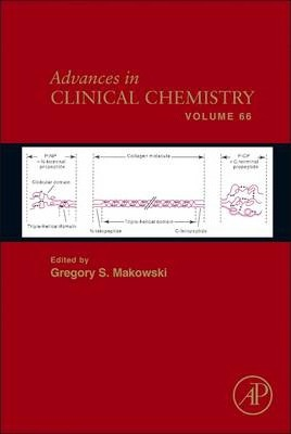 Advances in Clinical Chemistry: Volume 66