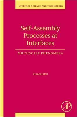 Self-Assembly Processes at Interfaces: Volume 21