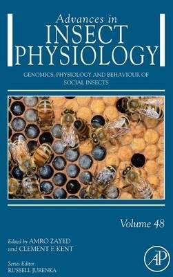 Genomics, Physiology and Behaviour of Social Insects: Volume 48