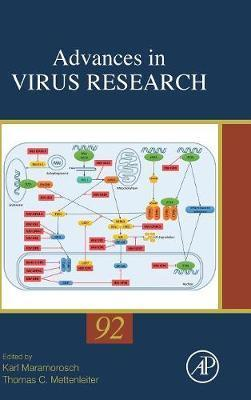 Advances in Virus Research: Volume 92