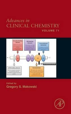 Advances in Clinical Chemistry: Volume 71