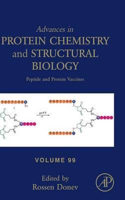 Peptide and Protein Vaccines: Volume 99
