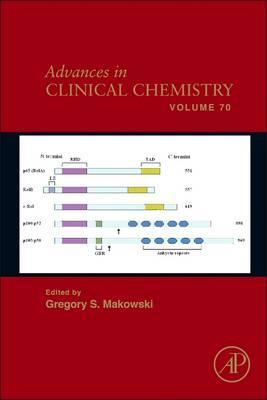 Advances in Clinical Chemistry: Volume 70