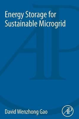 Energy Storage for Sustainable Microgrid