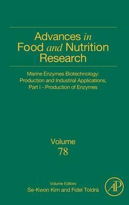 Marine Enzymes Biotechnology: Production and Industrial Applications, Part I - Production of Enzymes: Volume 78