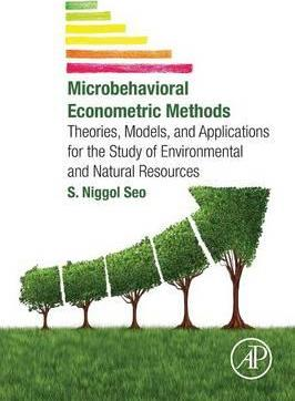 Microbehavioral Econometric Methods