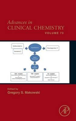 Advances in Clinical Chemistry: Volume 73