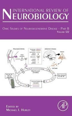 Omic Studies of Neurodegenerative Disease - Part B: Volume 122