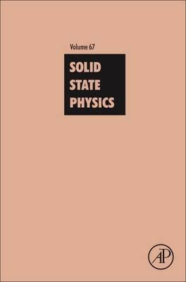 Solid State Physics: Volume 67