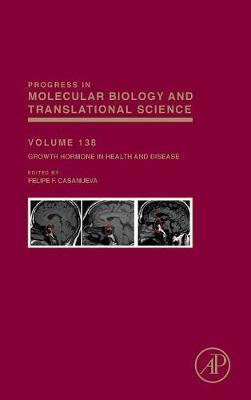 Growth Hormone in Health and Disease: Volume 138