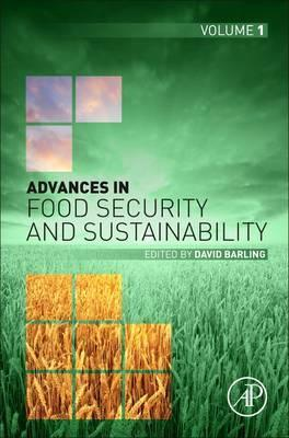 Advances in Food Security and Sustainability: Volume 1 – David Barling