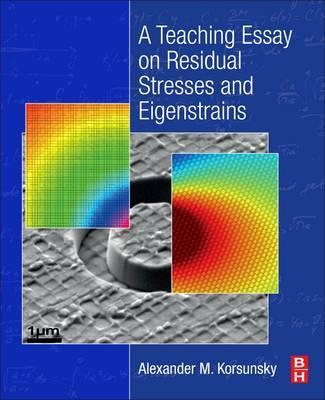 A Teaching Essay on Residual Stresses and Eigenstrains