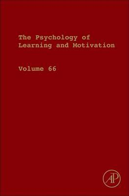 Psychology of Learning and Motivation: Volume 63