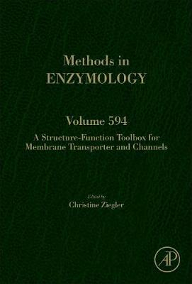 A Structure-Function Toolbox for Membrane Transporter and Channels: Volume 594