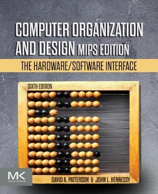 Computer Organization And Design Mips Edition David A Patterson 9780128201091