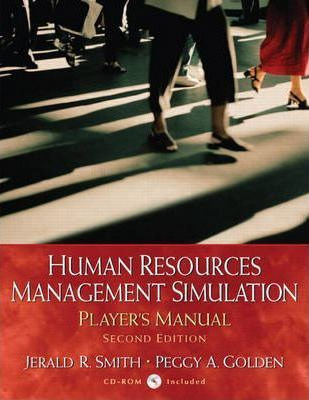 Human Resources Management Simulation