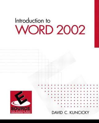 Introduction to Word 2002