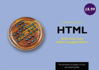 A simple guide to HTML