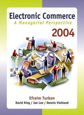 Electronic Commerce 2004