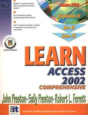 Learn Access 2002 Comprehensive