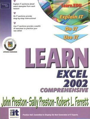 Learn Excel 2002 Comprehensive