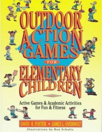 Outdoor Action Games for Elementary Children