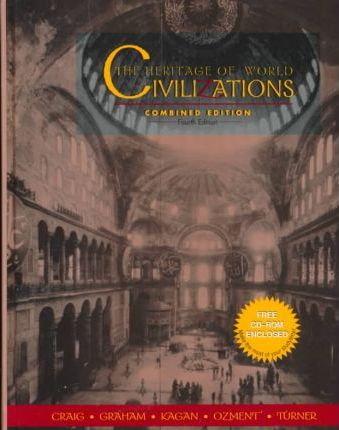 Heritage of World Civilization Combined with CD Rom