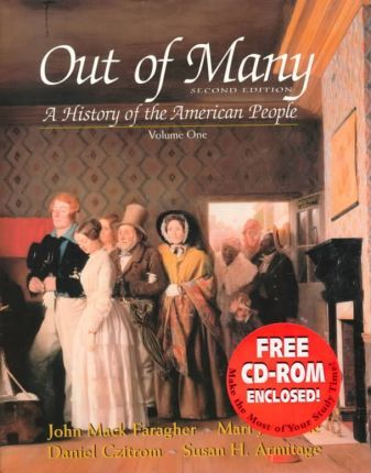 Out Many History American People V1 B/CD