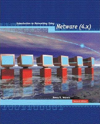 Introduction to Networking Using Netware 4.1x