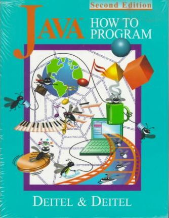 Java How to Program and Getting Started with Visual J++ 1.1 Package (Bk/CD-ROM)
