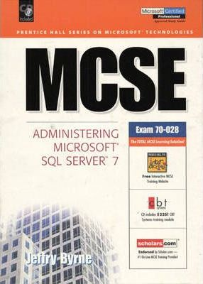 MCSE Certification: System Administration for Microsoft SQL Server 7
