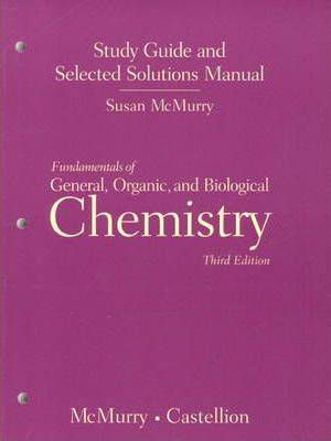 Study Guide and Selected Solutions Manual