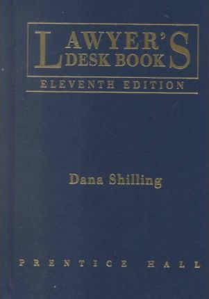 Lawyers Desk Book