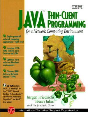 Java Thin-Client Programming for the Network Environment