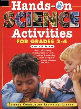 Hands Science Activities Grades 3-5