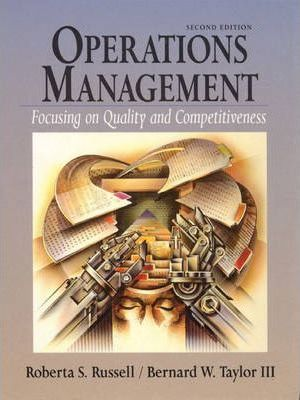 Operations Management & CD-Rom & Surfing for Success Decision Science 1998-99, 3/E Pkg