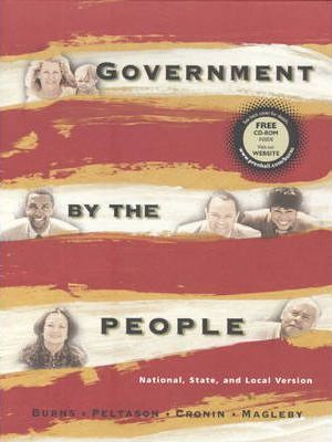 Government by the People, National, State, Local Version
