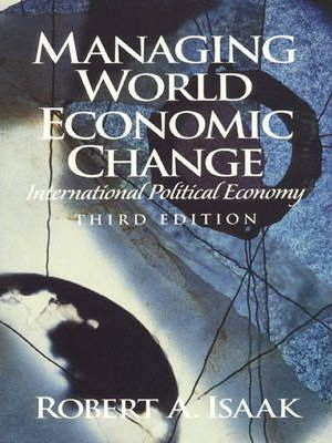 Managing World Economic Change